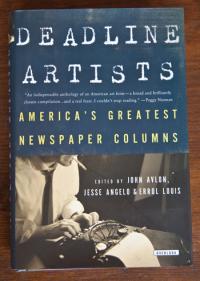 Deadline Artists Book